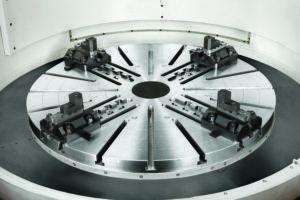 Токарно-карусельный станок с ЧПУ RAL 12 9