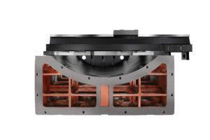 Токарно-карусельный станок с ЧПУ RAL 12 3