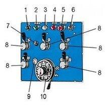 Токарно-винторезный станок HG-660 3