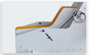 Размотчик рулонного металла с выпрямителем серии CL 3
